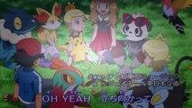 Pokémon XY Opening 3 instrumental XY