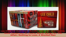 PDF Download  Lee Child CD Audiobook Bundle Bad Luck and Trouble Gone Tomorrow 61 Hours Worth Dying For Read Full Ebook