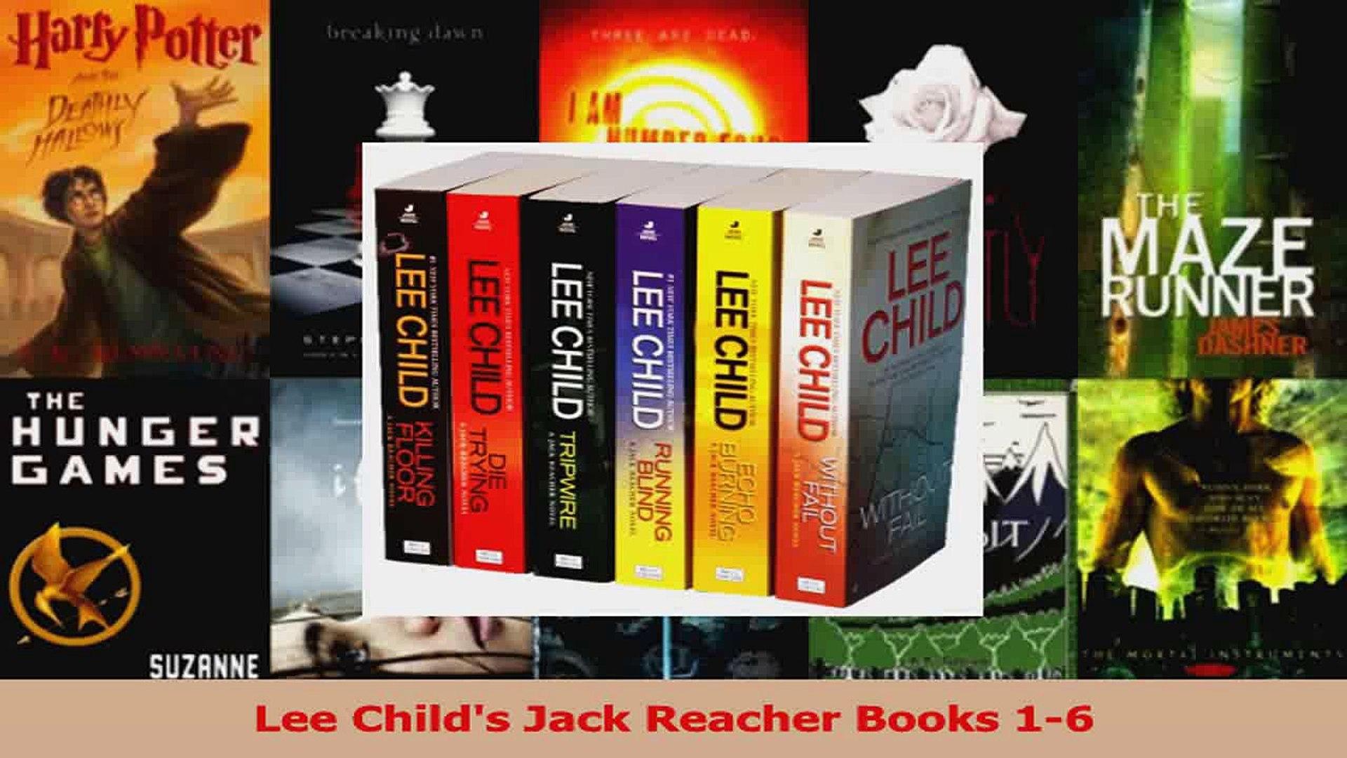 Pdf Download Lee Childs Jack Reacher Books 16 Download Online