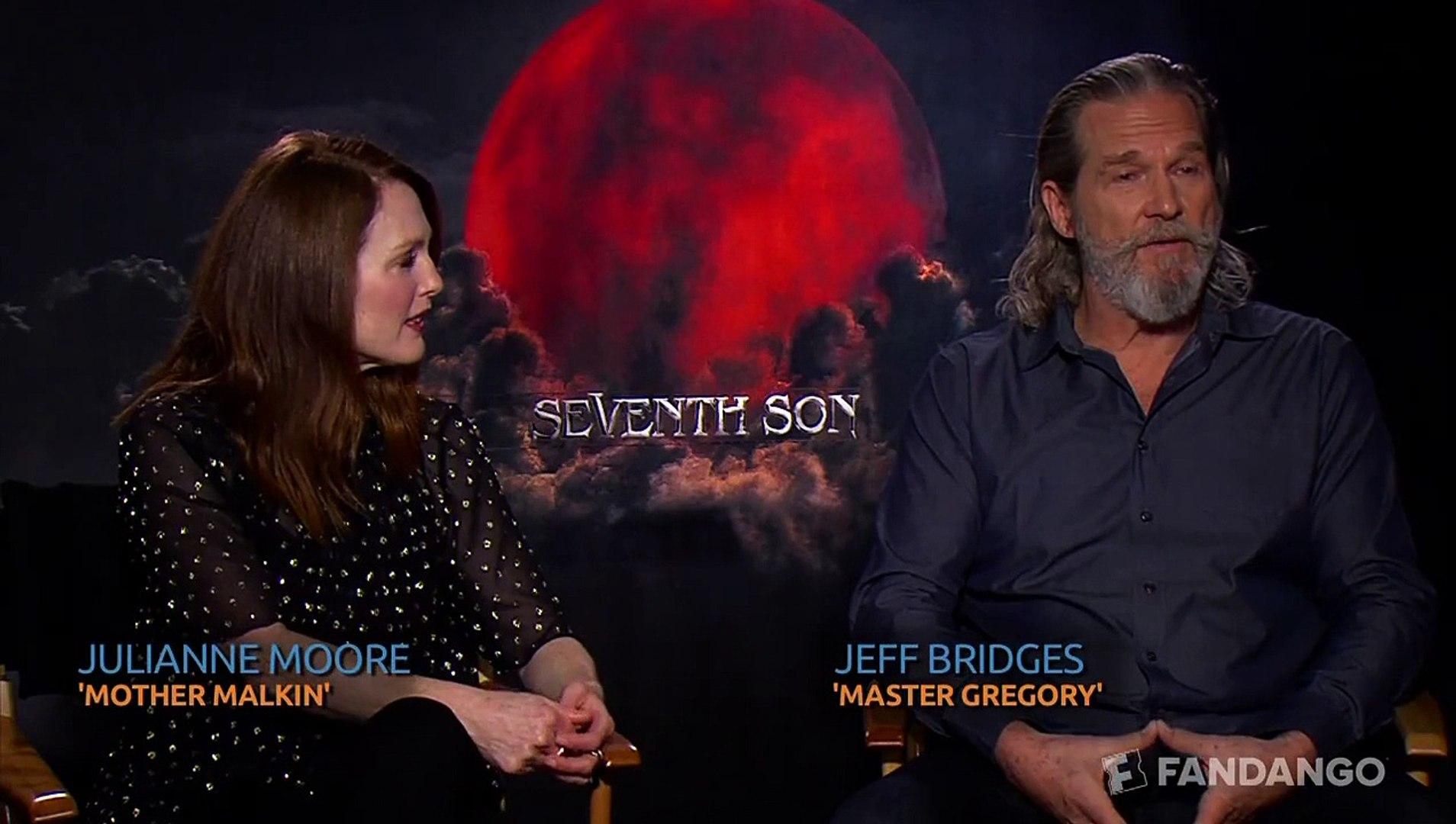 Seventh Son Interview HD | Celebrity Interviews | FandangoMovies