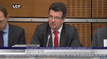 Travaux de l'Assemblée : Auditions de Philippe Duron, président de l'AFITF, et de François Poupard, directeur général des infrastructures, sur l'évolution des infrastructures en matière de transports