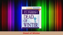 PDF Download  Dead of Winter PDF Full Ebook