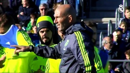 Zidane spells out Real Madrid vision