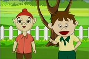 The Bear And The Two Travellers - Panchatantra Tales In English – Animated Moral Stories For Kids , Animated cinema and cartoon movies HD Online free video Subtitles and dubbed Watch 2016