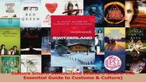 PDF Download  Culture Smart Switzerland Culture Smart The Essential Guide to Customs  Culture PDF Online