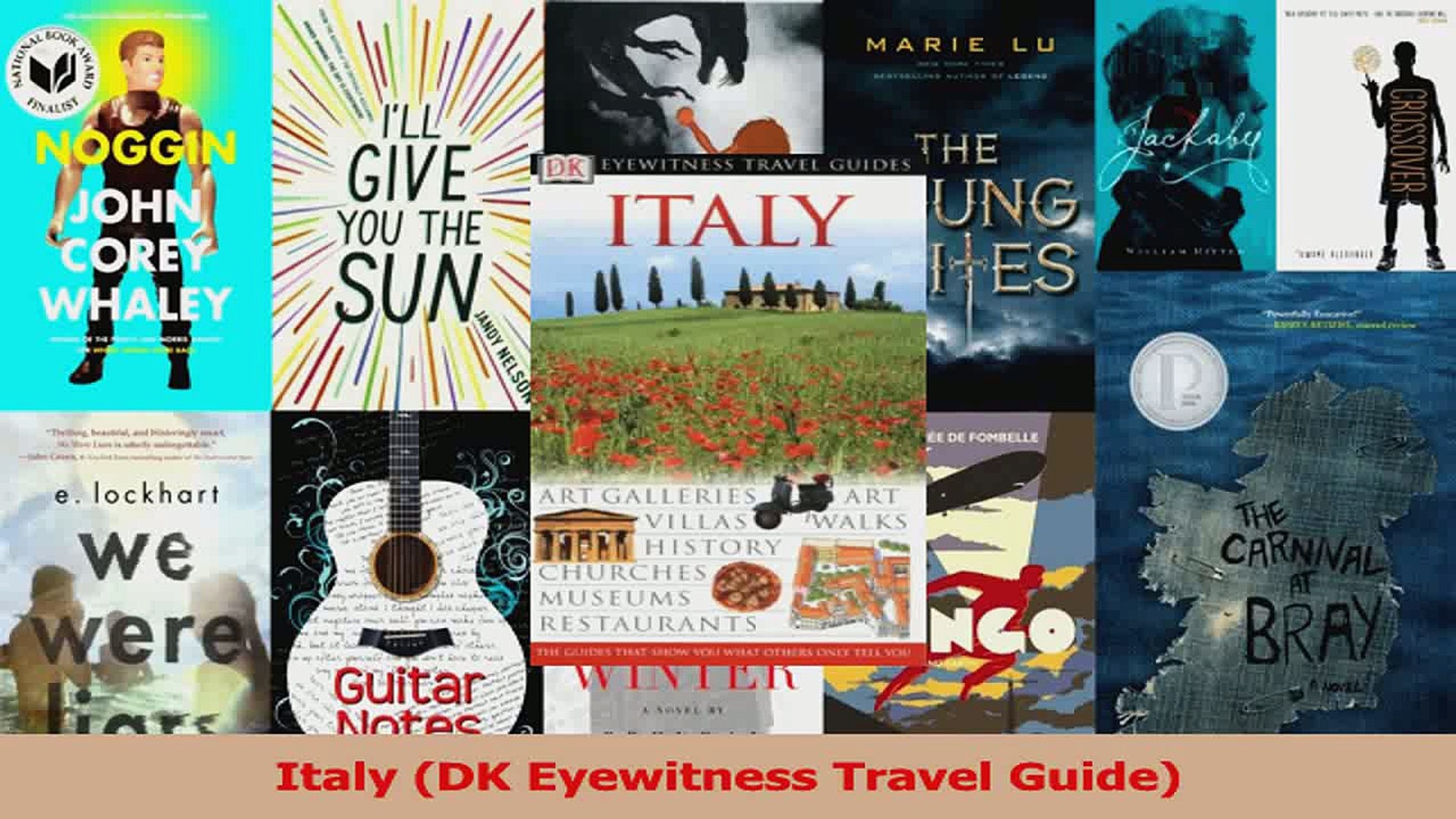 PDF Download Italy DK Eyewitness Travel Guide Download Online