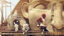 Antik Mısır'da Zaman Mısır Fragman TAVŞANLARDA Rabbids Travel Raving Rabid Tavşanlar