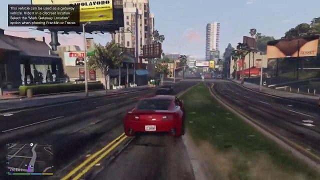 GTA V PC Story Mode Walkthrough Part 11 BLITZ PLAY - Dailymotion Video