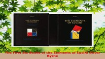 Collection Book The First Six Books of the Elements of