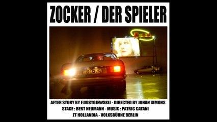 Zocker / The Gambler - Schurkenlounge by Patric Catani