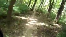 Hampton Park Bike Ride Insane Terrain