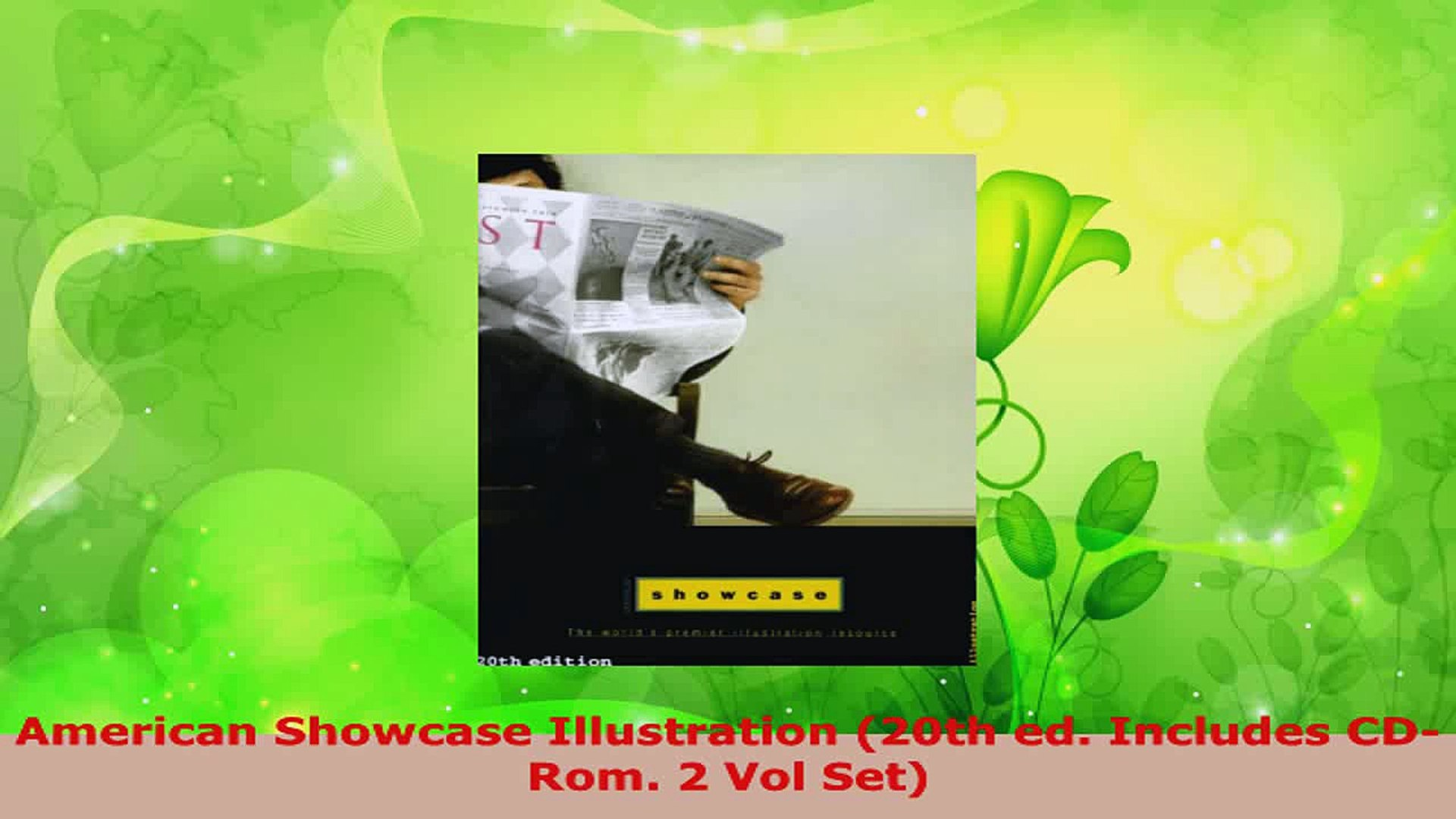 Read  American Showcase Illustration 20th ed Includes CDRom 2 Vol Set EBooks Online