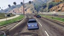 Grand Theft Auto 5 (GTA V) Car Crash Compilation 7