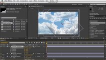 Adobe After Effects - Moving Clouds Tutorial - Multiple Layers