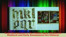 PDF Download  Book Illumination in the Middle Ages Studies in Medieval and Early Renaissance Art Download Online