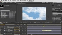 Adobe After Effects - Moving Clouds Tutorial - Several Proportions