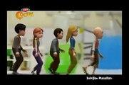 Keloğlan Masalları Çizgi dizi Animasyon TRT Çocuk Keloğlan ve Arkadaşları Laboratuvarda 1
