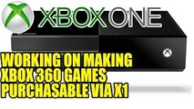 Microsoft Working to Make Xbox 360 Games Available to Buy on Xbox One - IGN News