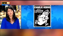 """Zineb El Rhazoui : """"La une de Charlie Hebdo est molle"""""""