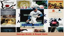 PDF Download  George Brett A Royal Hero Download Online