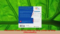 PDF Download  Microsoft Visio 2013 Step By Step Step by Step Microsoft Read Full Ebook