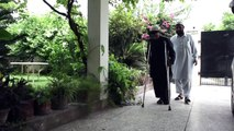 Prosthetic limbs put Pakistani terror survivors together again