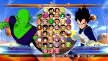 Dragon Ball Raging Blast : EL DRAGON BALL CON MEJORES GRAFICOS EPICO ! GOKU SSJ2 VS MAJIN VEGETA