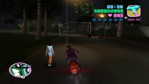 GTA Vice City PS4 stunt jump with bike 2
