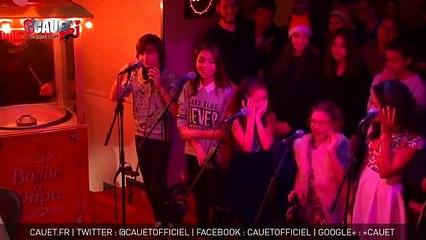 Kids United chante « Last Christmas » - C'Cauet sur NRJ