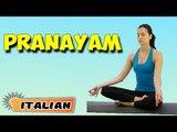 Pranayama Yoga | Yoga per principianti | Yoga For Stress Relief & Tips | About Yoga in Italian