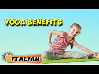 Yoga Mudra | Yoga per principianti | Yogic Chart & Benefits of Mudras in Italian