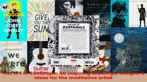 PDF Download  The Art of Zentangle 50 inspiring drawings designs  ideas for the meditative artist PDF Full Ebook