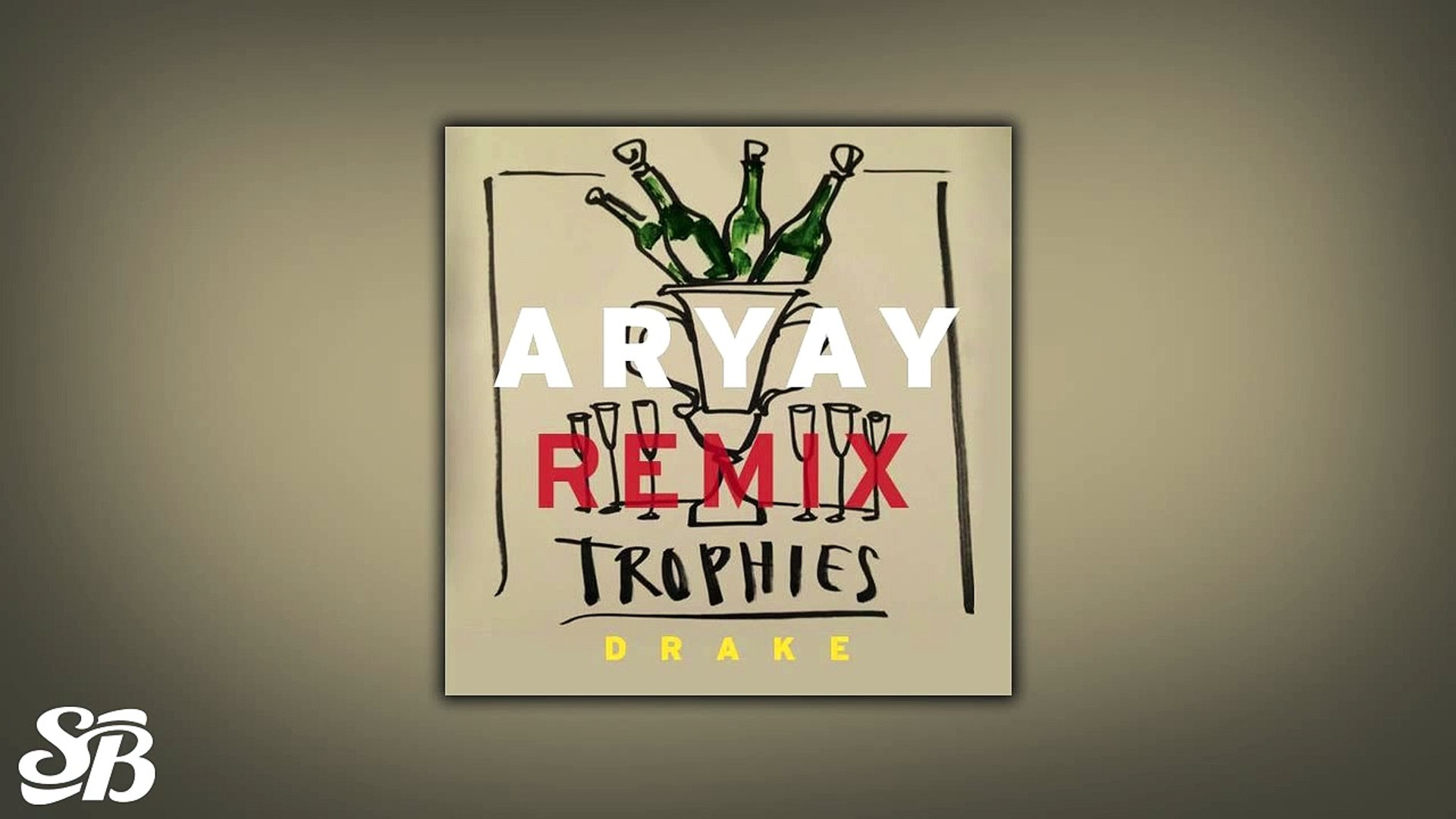 trophies aryay trap remix