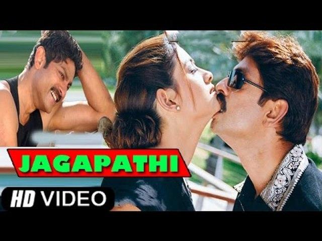 Jagapathi - Telugu Full Movie - Jagapathi Babu, Rakshita, Navneet Kaur, Sai Kiran [HD]