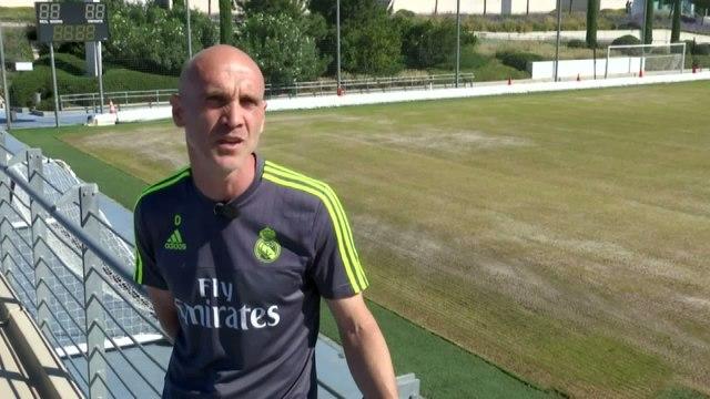 Foot - ESP - Real Madrid : Bettoni, l'homme de confiance de Zidane
