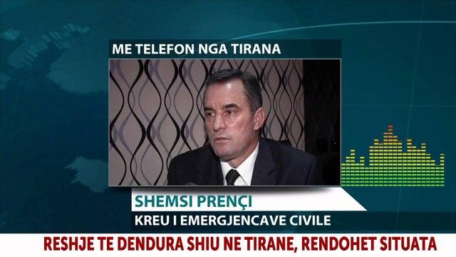 Report TV - Shirat e dendur , Shemsi Premçi flet për situatën