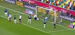 Cyril Thereau Goal - Udinese 1 - 0 Atalanta - Serie A - 06_01_2016