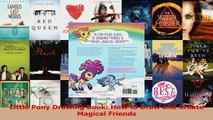 Ebook Little Pony Drawing Book: How to Draw and Create Magical