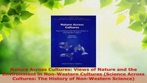 PDF Download  Nature Across Cultures Views of Nature and the Environment in NonWestern Cultures PDF Full Ebook