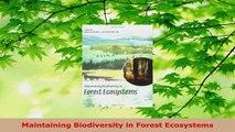 How Biodiversity Promotes Stability
