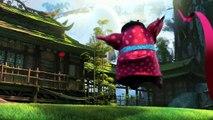 KUNG FU PANDA 3 Music Video - Nunchuck Princess (2016) Jack Black Animated Comedy Movie HD