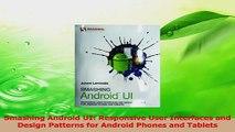 Read PDF] Smashing Android UI: Responsive User Interfaces