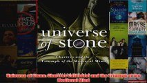 Universe of Stone Chartres Cathedral and the Triumph of the Medieval Mind