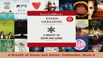 PDF Download  A Breath of Snow and Ashes Outlander Book 6 Download Online