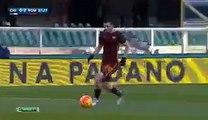 Alessandro Florenzi Goal - Chievo 0 - 2 AS Roma - 06_01_2016