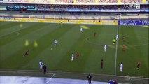 Alessandro Florenzi 0-2 Solo Goal HD - Chievo v. AS Roma 06.01.2016 HD