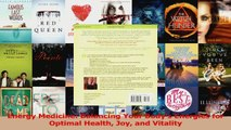 PDF Download  Energy Medicine Balancing Your Bodys Energies for Optimal Health Joy and Vitality Read Online