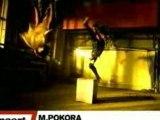 Matt Pokora - Mal de guerre - clip