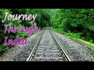 Music For Yoga - Journey Through India -  Sound Music For Relaxation, Meditation, Stress Relief