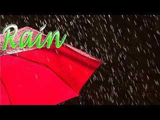 Music For Yoga - Rain Sound Music For Relaxation, Meditation, Stress Relief, Happiness